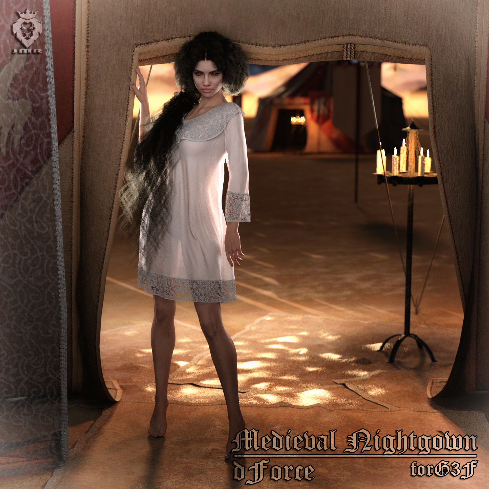 Medieval Nightgown