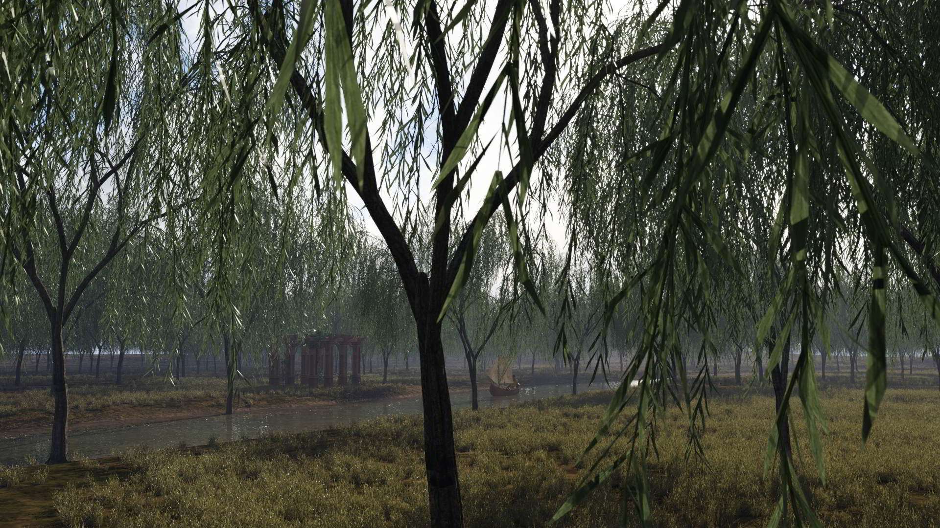 Weeping Willow Creek