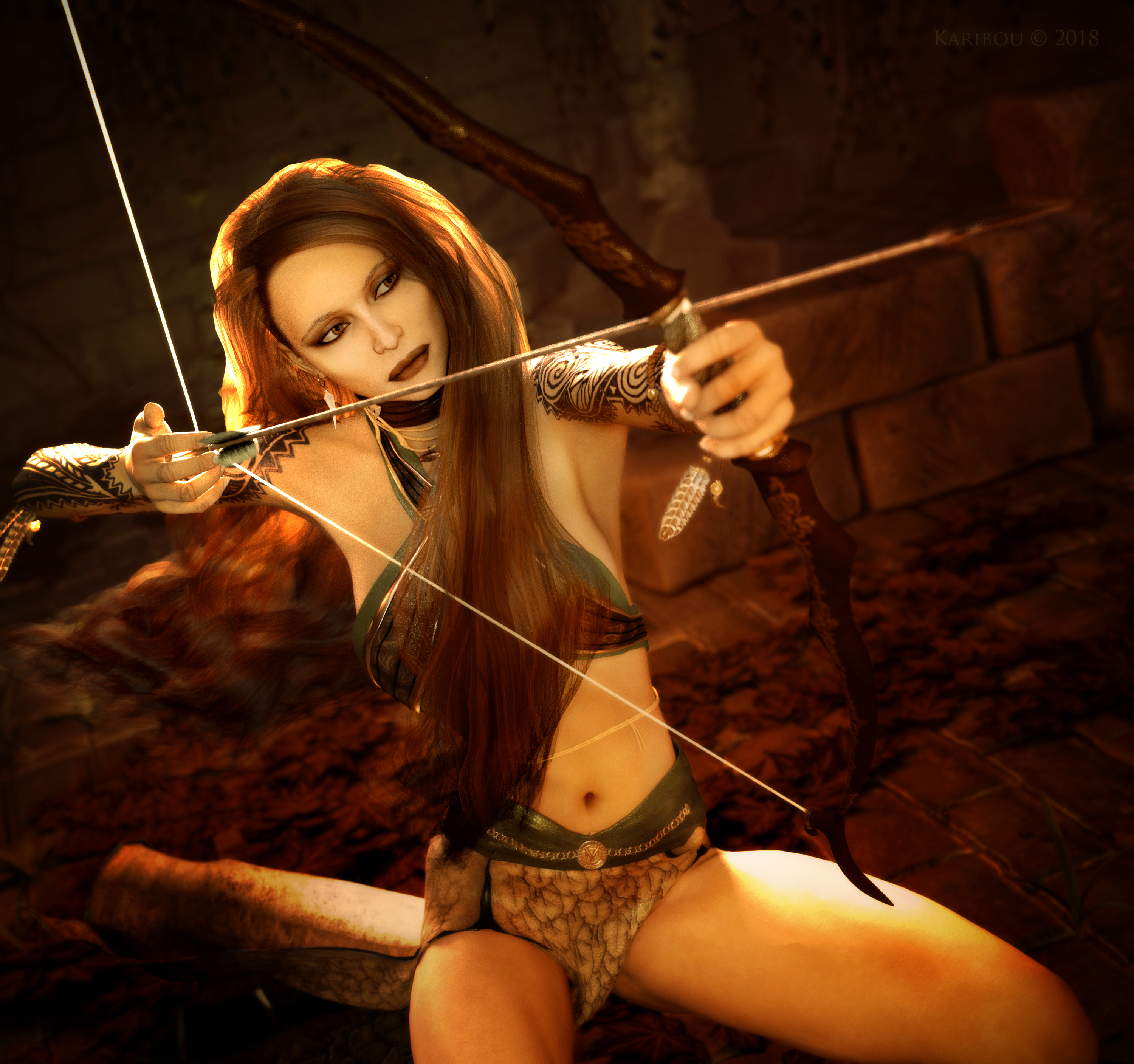 Mistress of The Bow