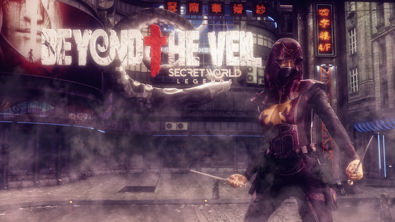 Beyond the Veil: Kaidan