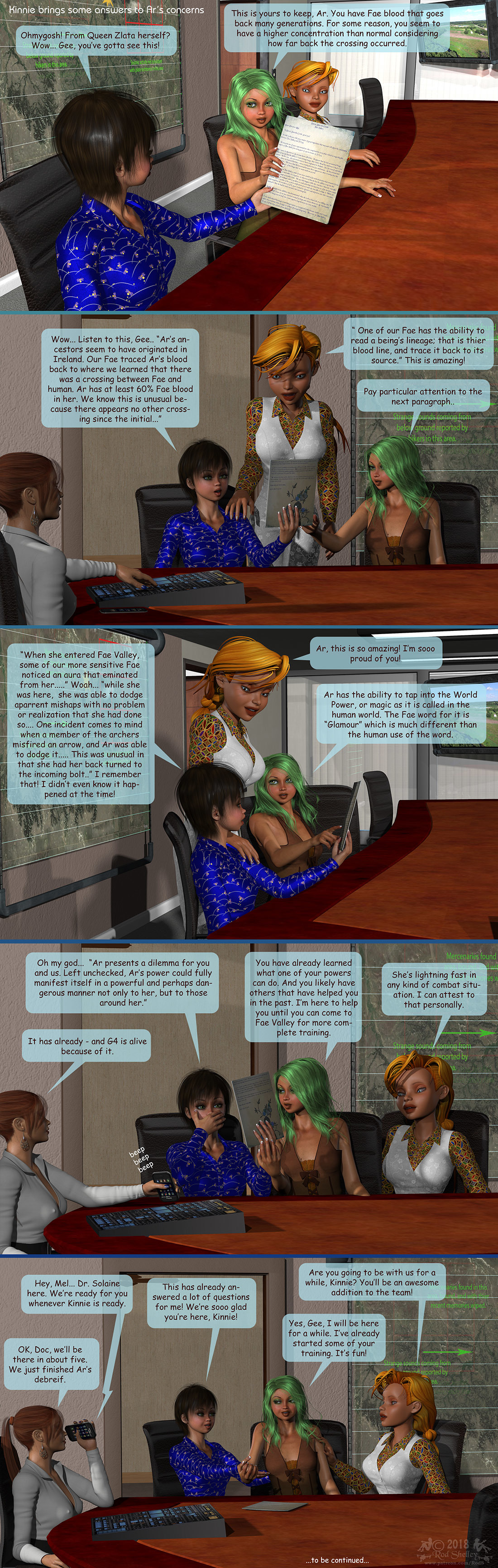 Girls From T.N.A: Breitlenger Jar: Ch 6 Page 17