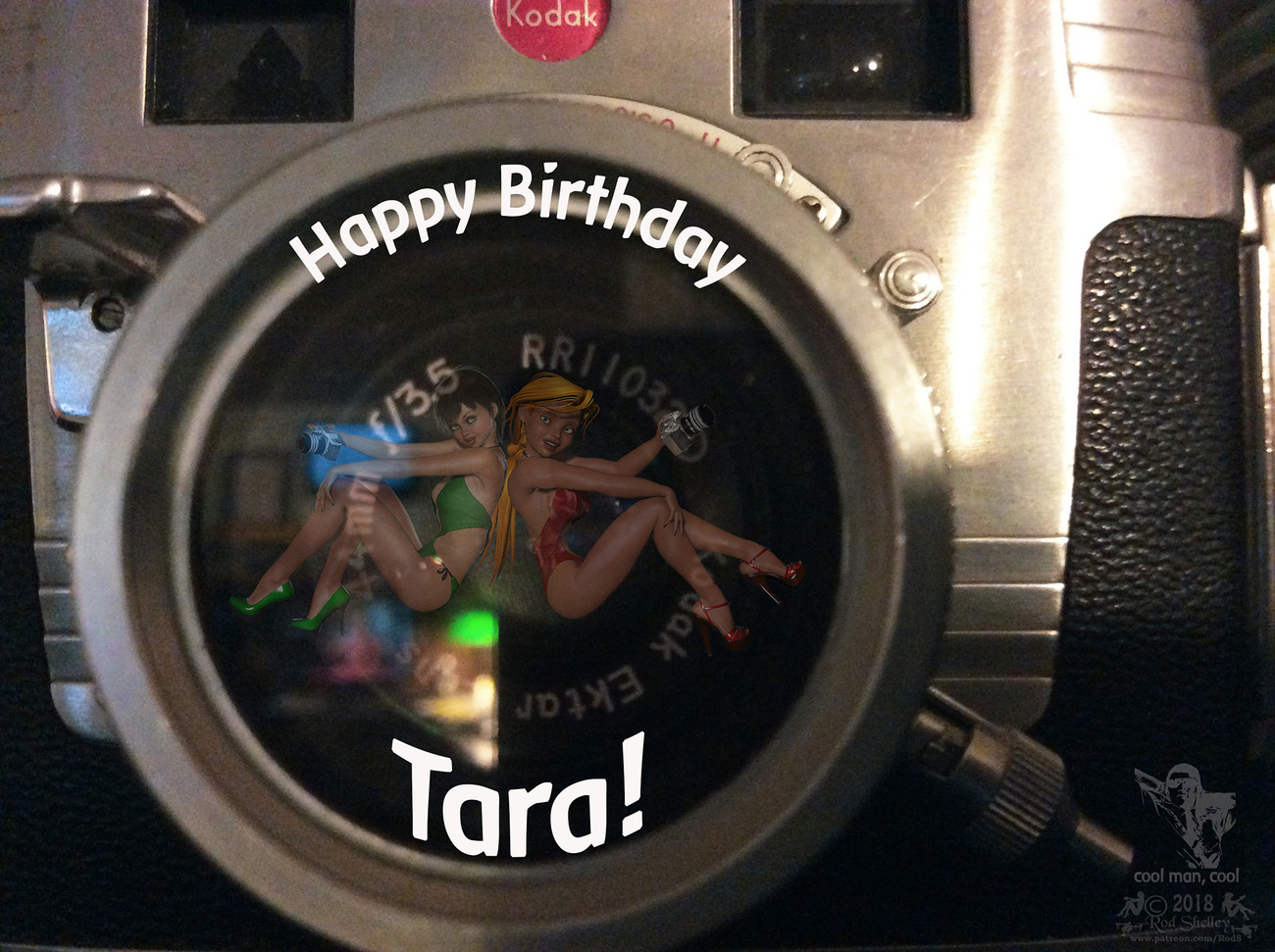 Happy Birthday, Tara! (auntietk)