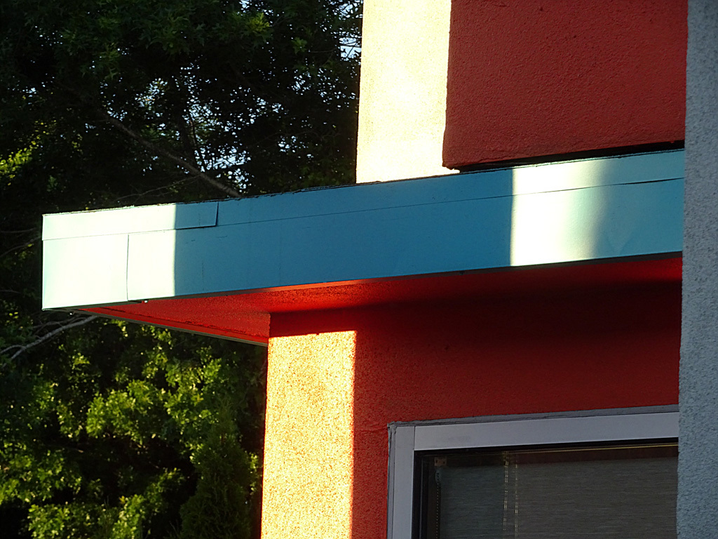 Motel Abstract