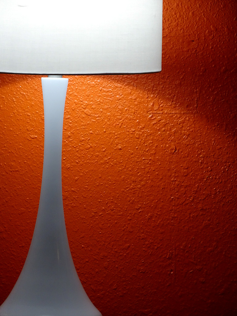 lamp abstract
