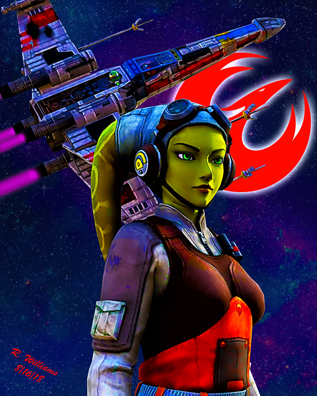 Star Wars Rebels: Hera