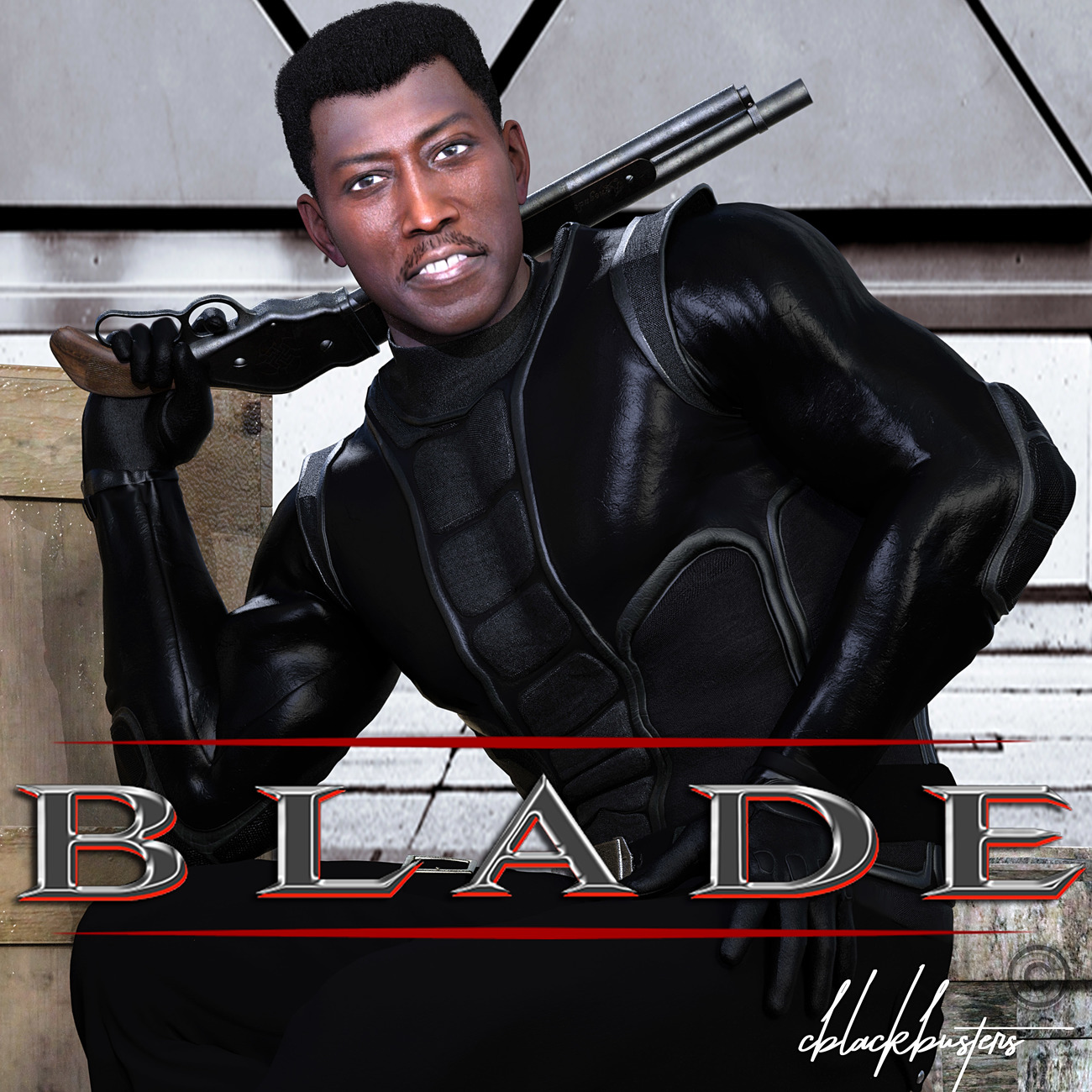Blade (for UteBigSmile)