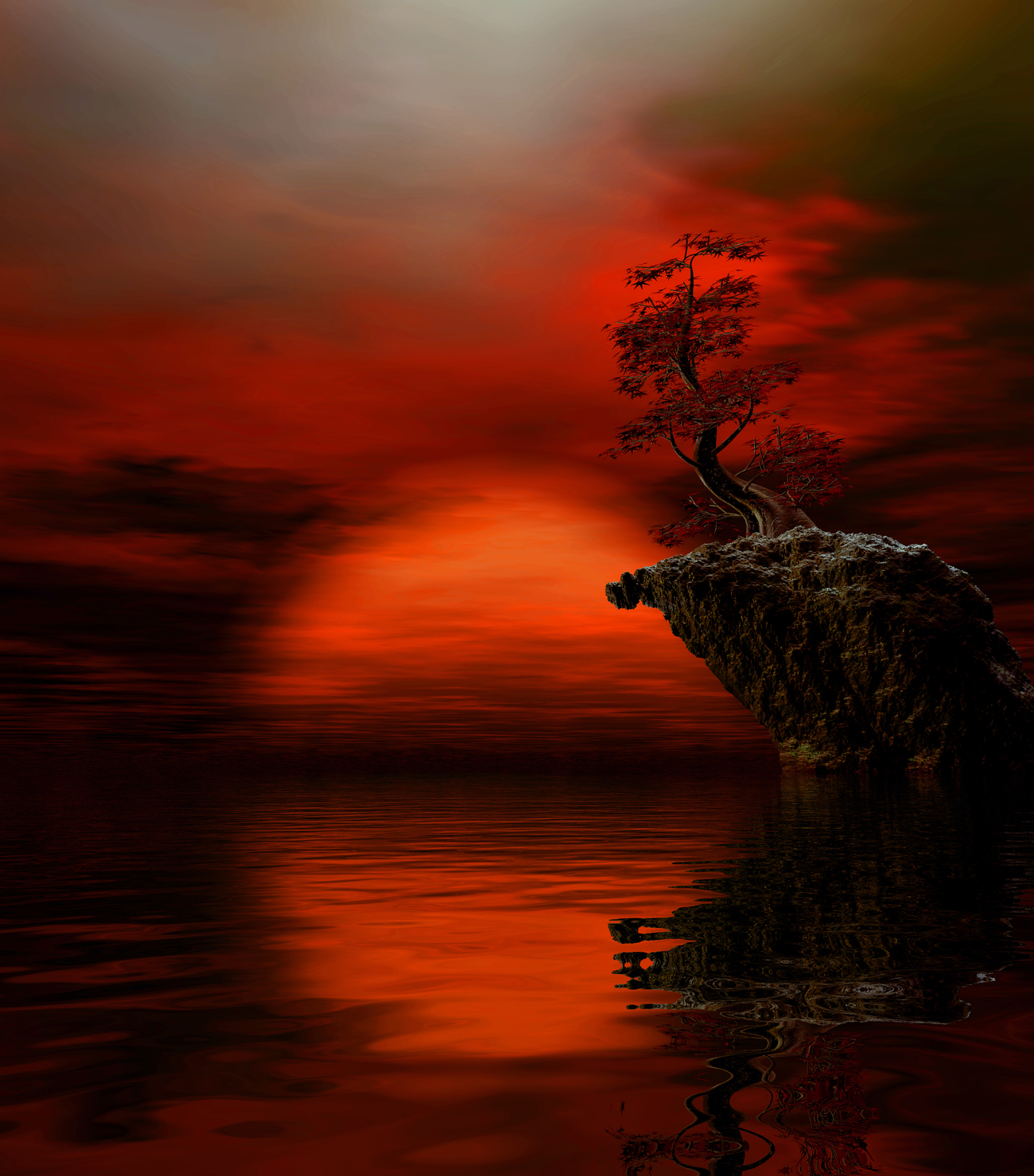 Mysterious Evening