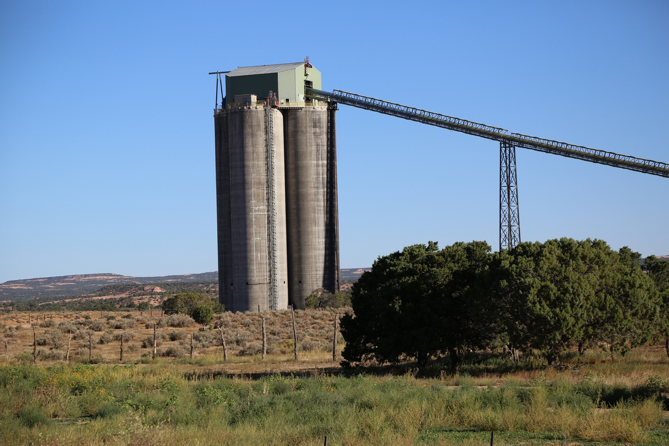 a silo, but for what?