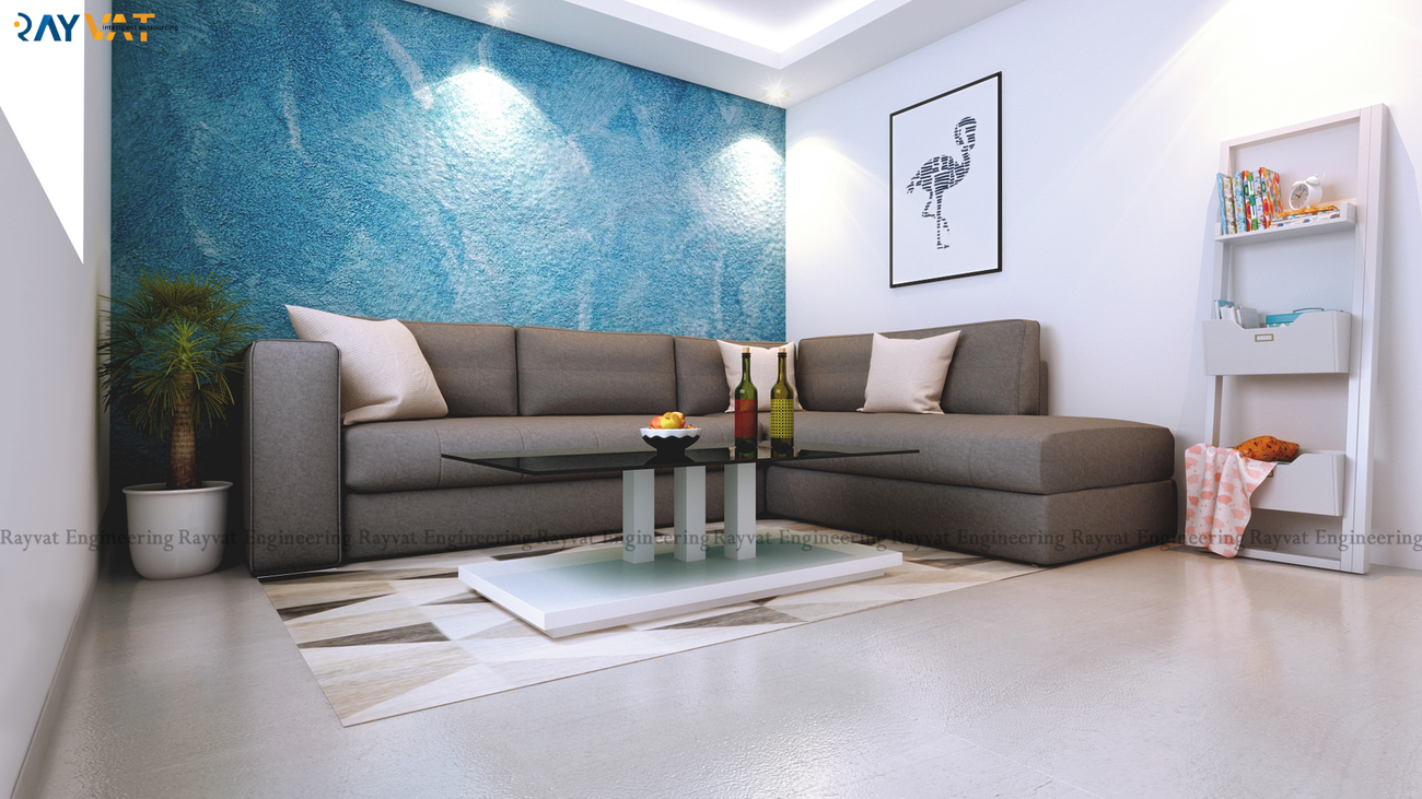 House 3D Interior Rendering