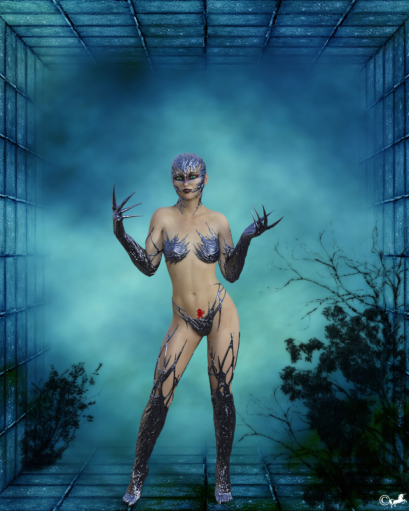 DAZ 371 or Steel Wood Design