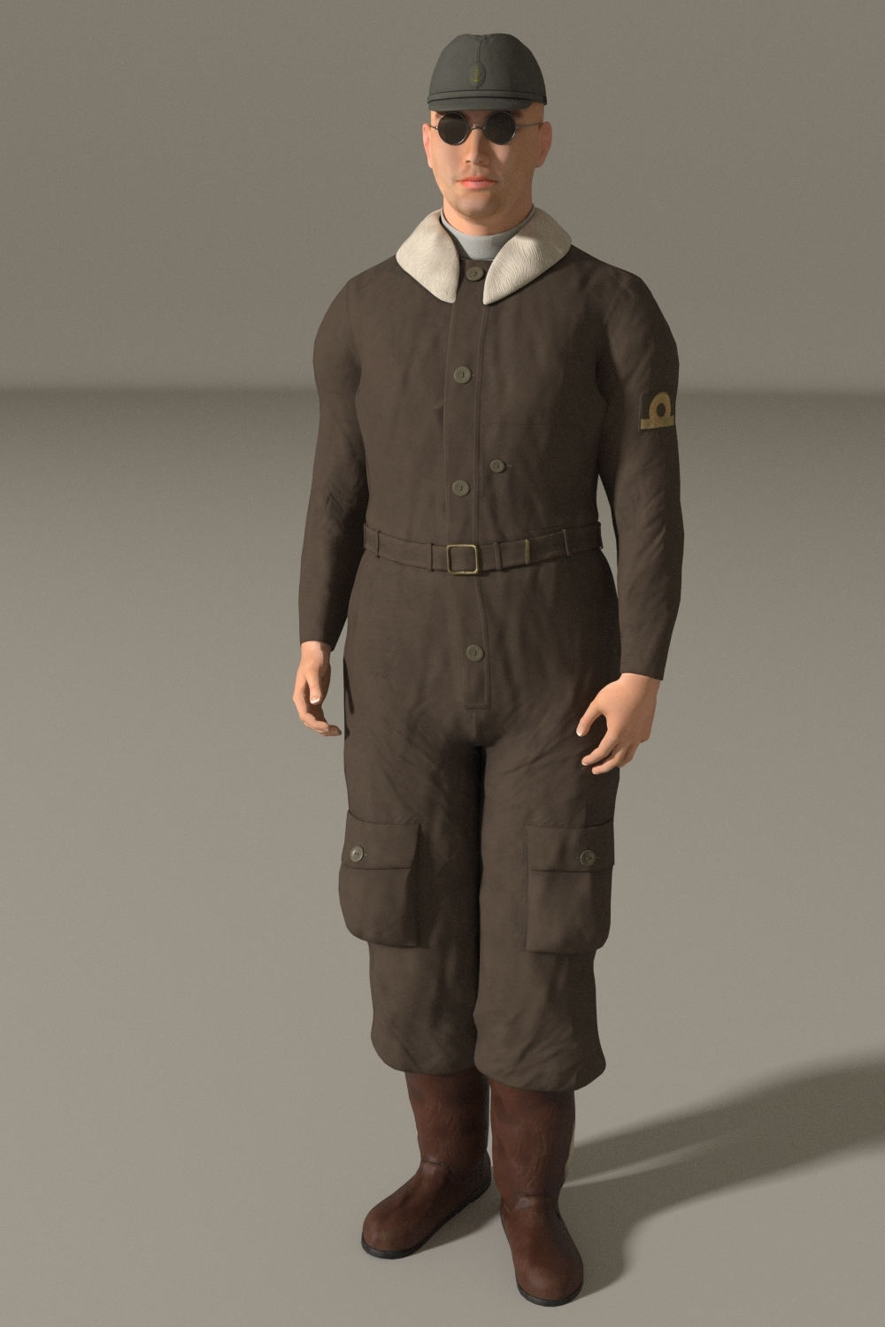 WIP Japanese Pilot for Apollo Maximus