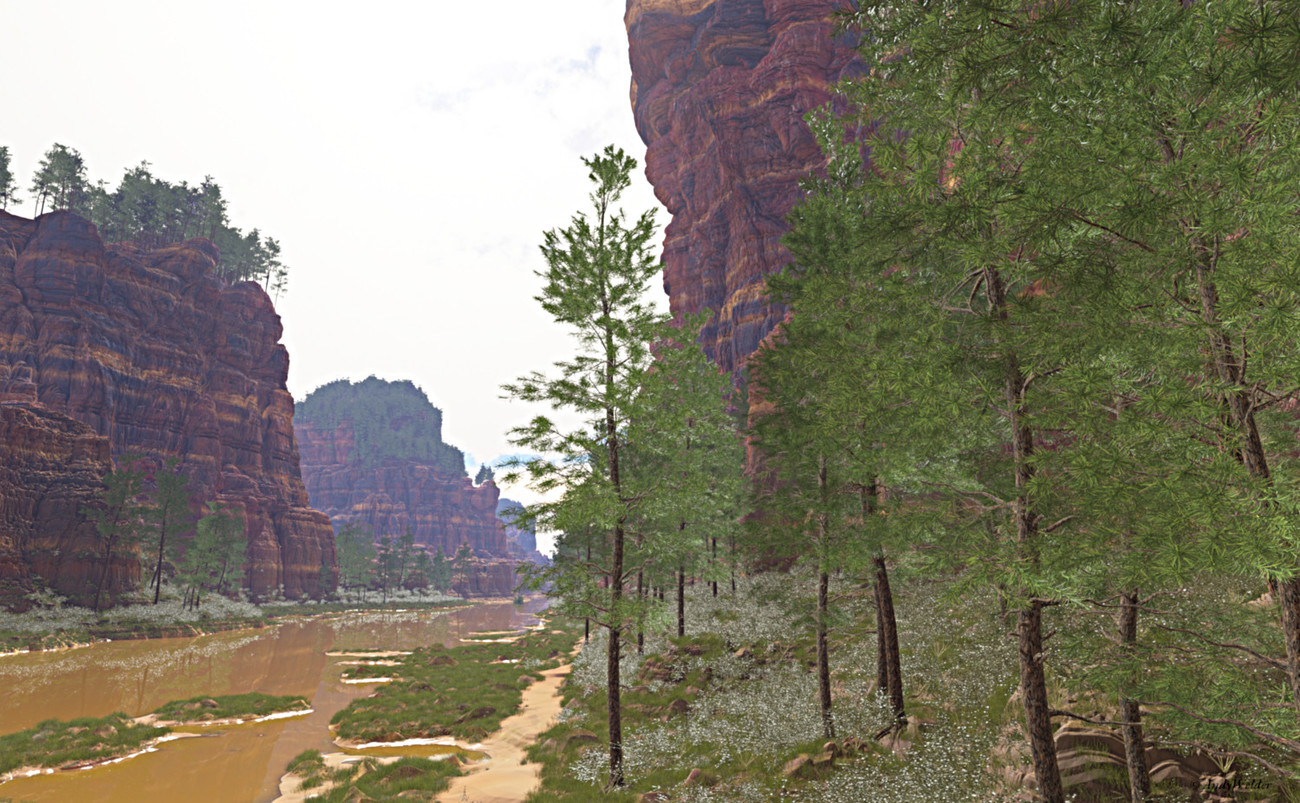 Just another canyon