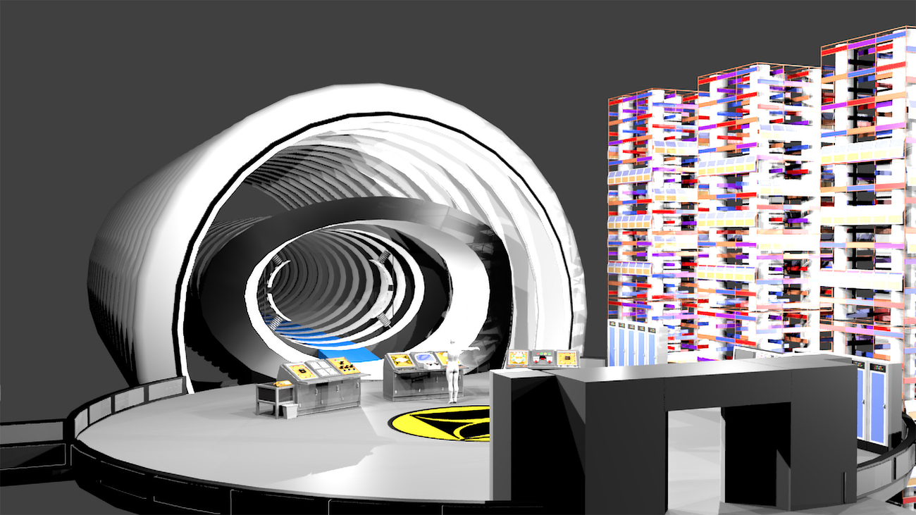 Time Tunnel WIP