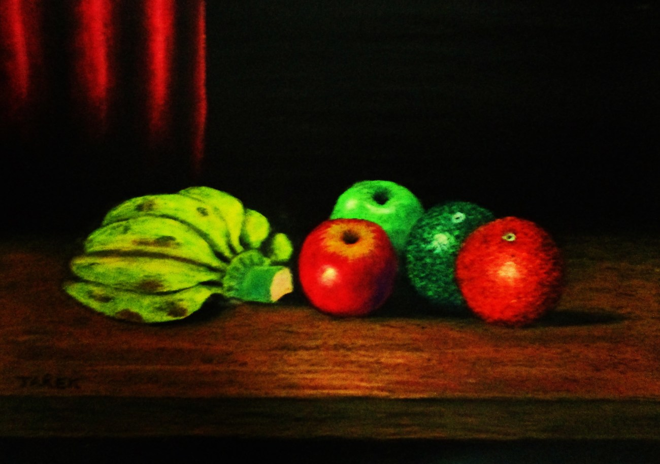Bananas , Apples and Oranges 003