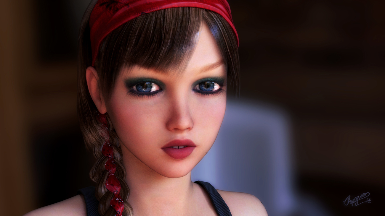 CC3* Teen Josie by Chaosqueens-World