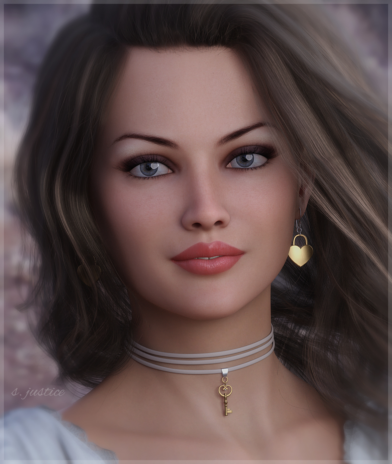Romantic Portrait