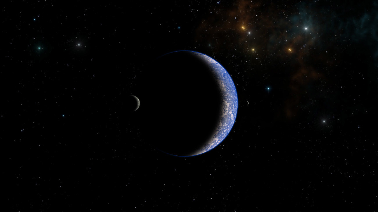 Unnamed Exoplanet