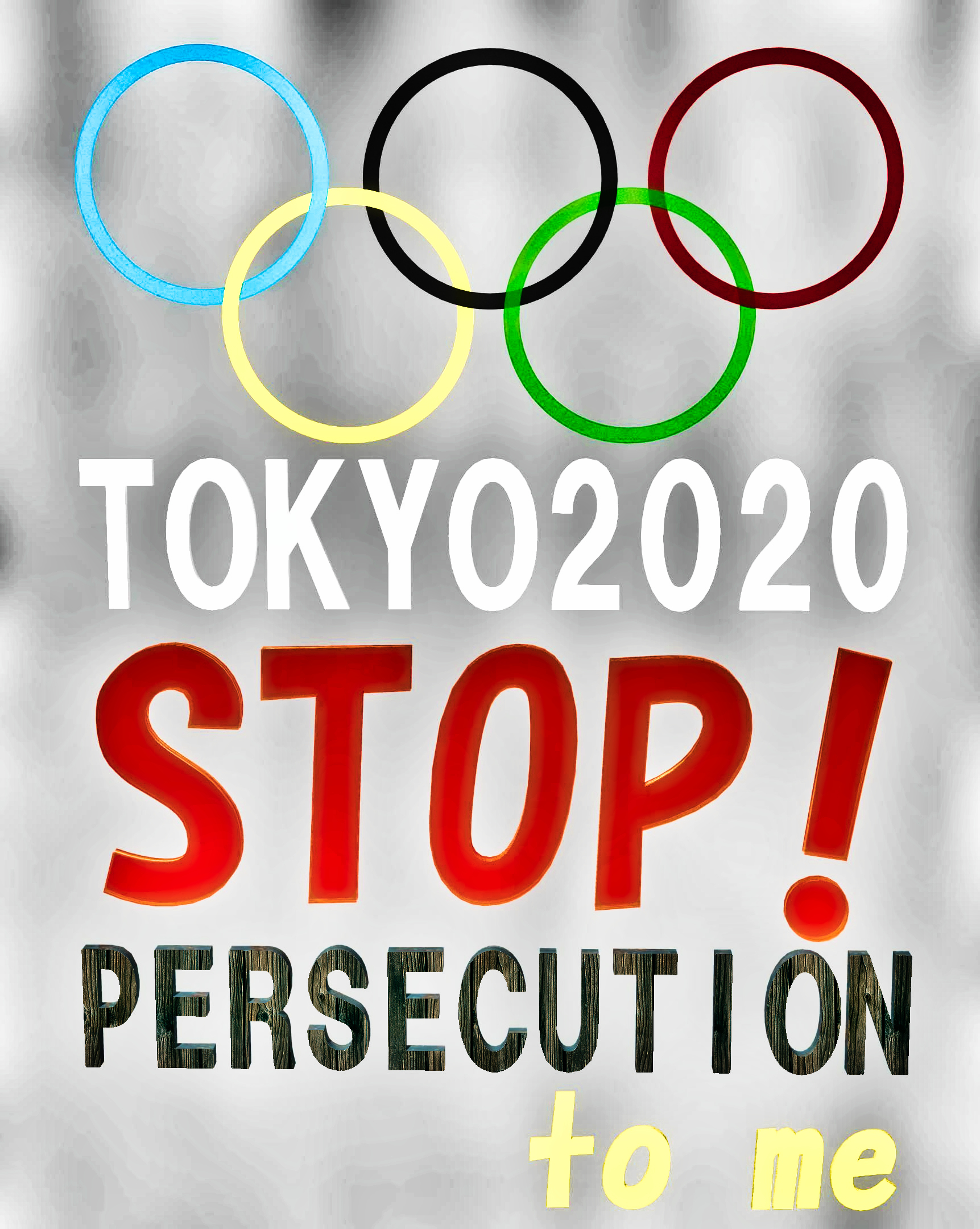 Stop! Persecution to me