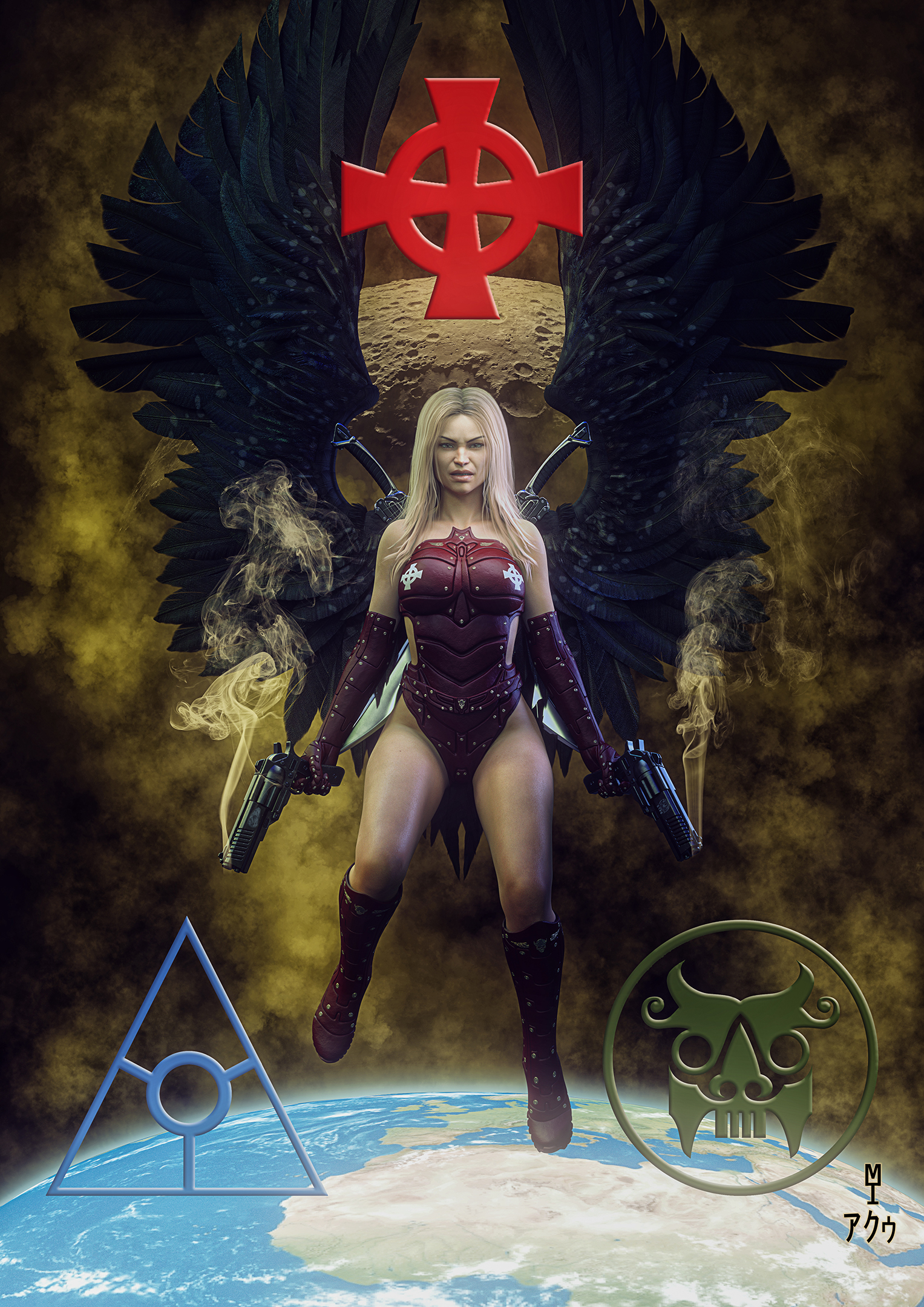 Templar Angel Ascendant 2