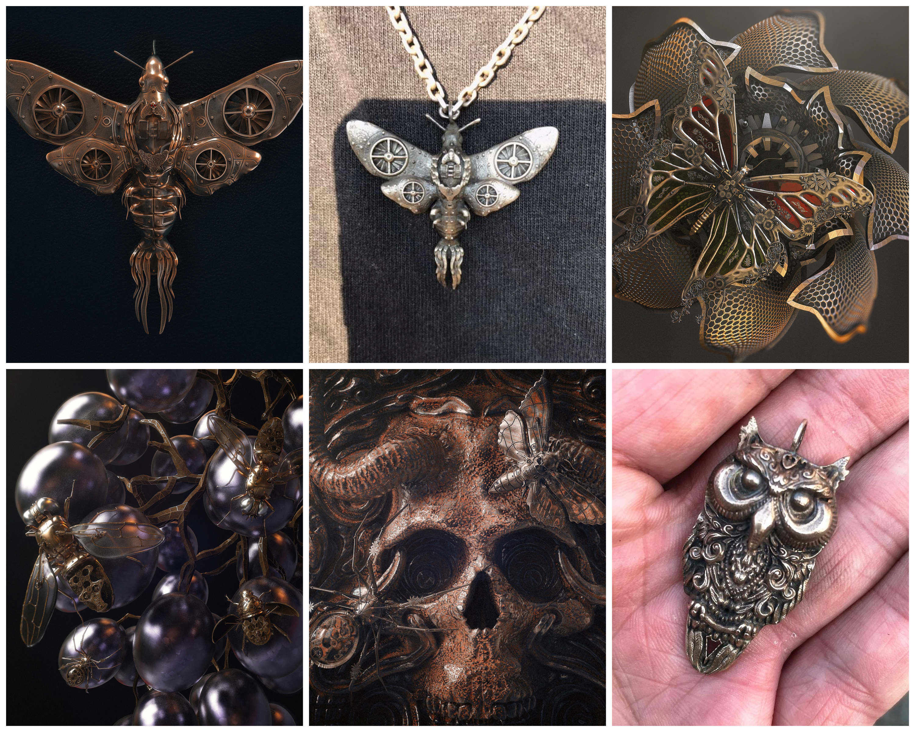 Some of my Insect´s and other stuff like pend