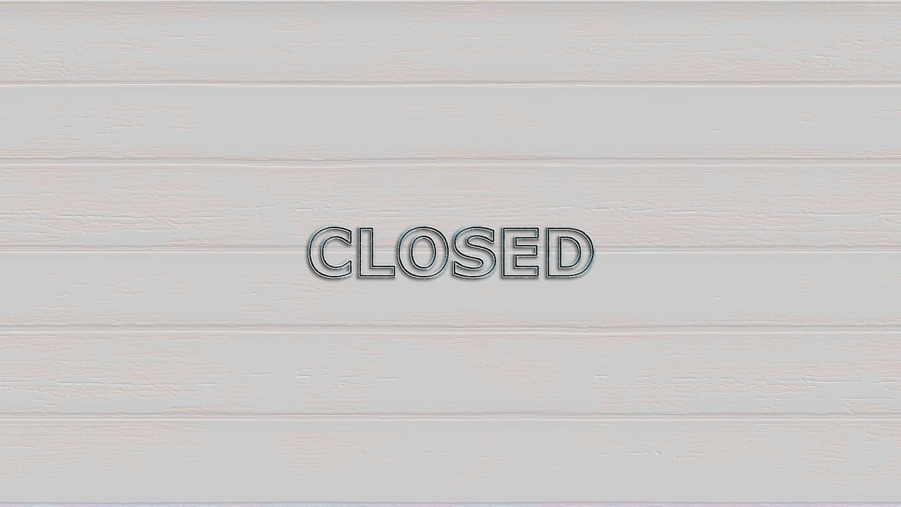 Closed by sittingblue