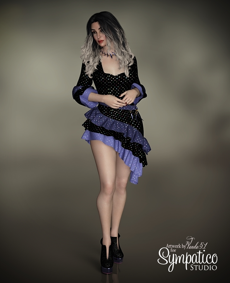 Exquisite- Dorothy-Outfit
