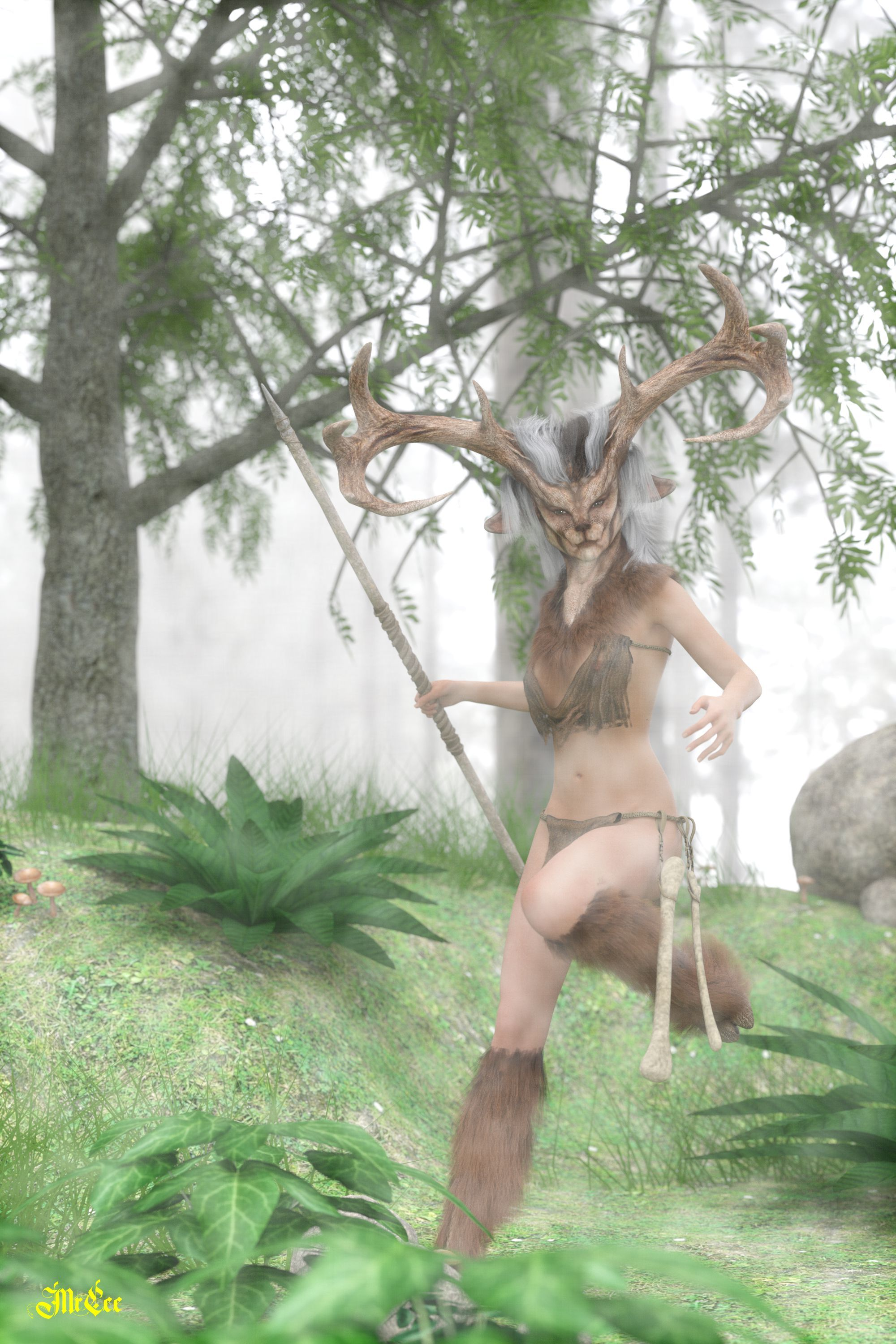 Ancient Forest Guardian