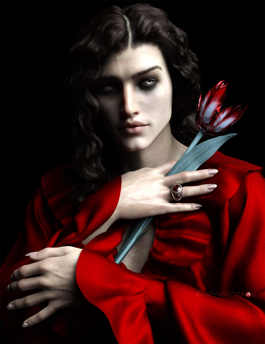 Portray in Red
