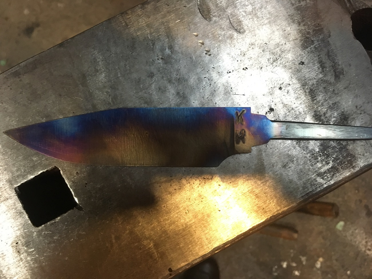 Heat treated and tempered