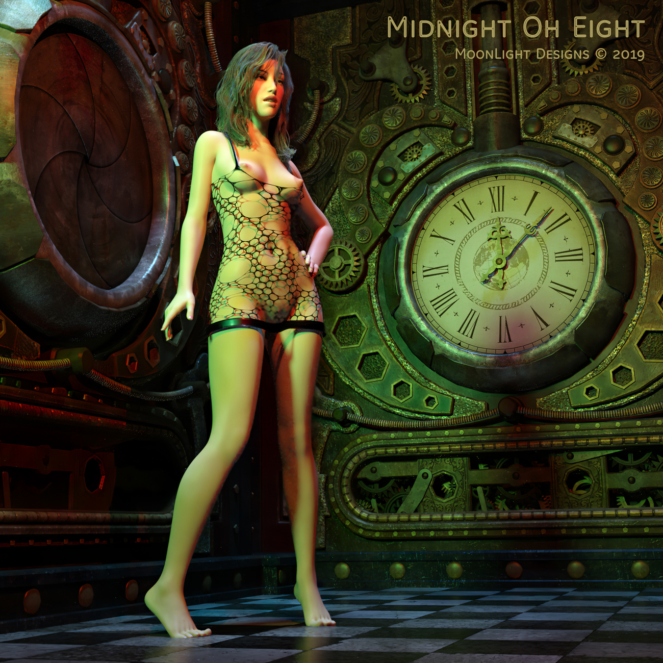 Midnight Oh Eight (for romangirl)