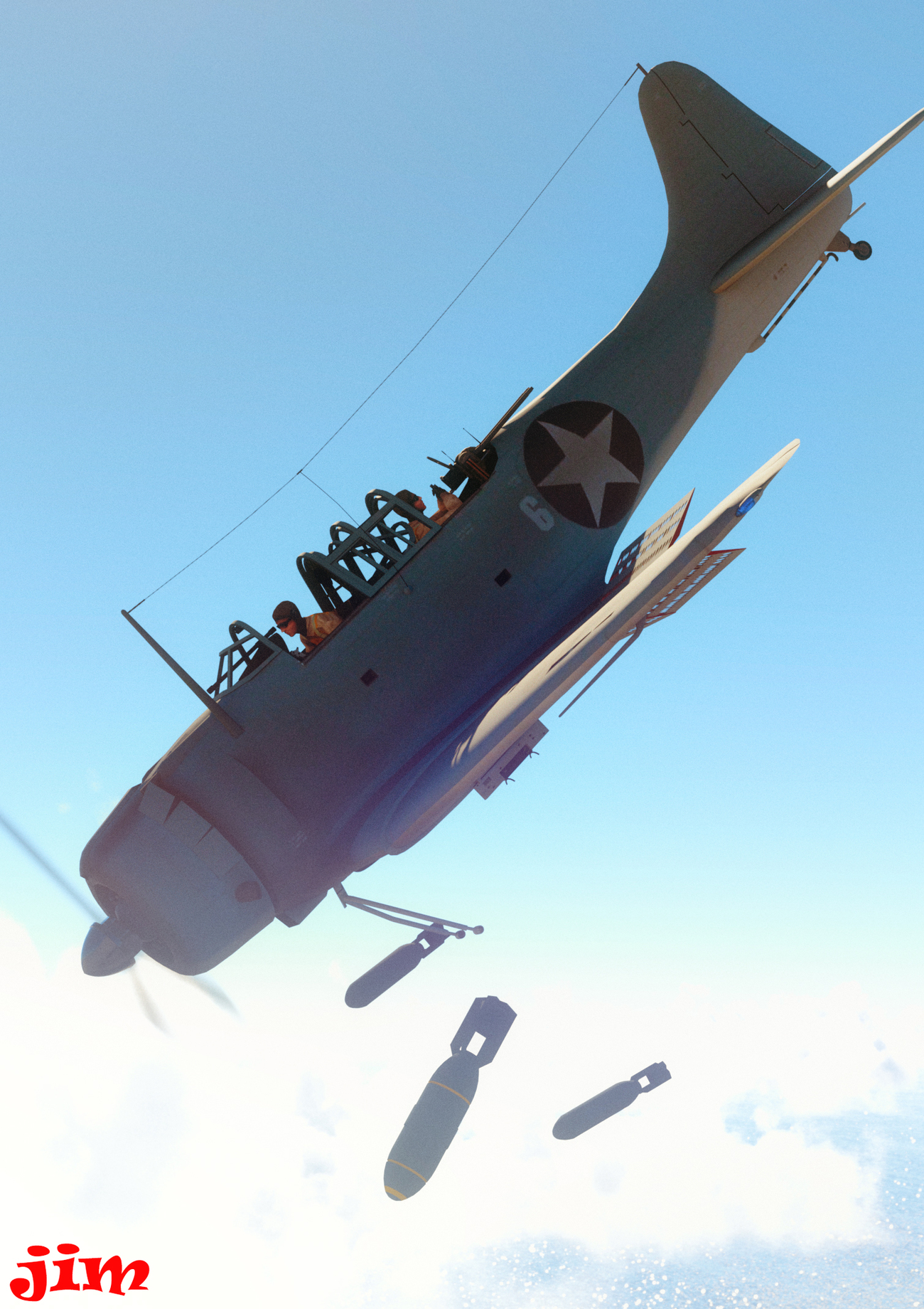 THOSE 5 minutes above the Japanese Fleet