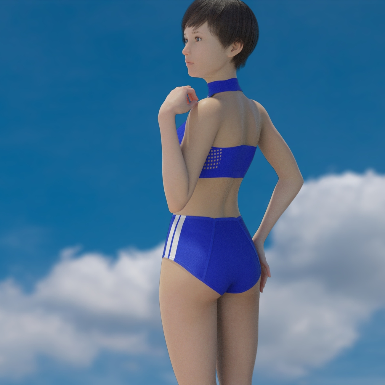 x7 Sport suit Materials For Latex Simplicity -1-