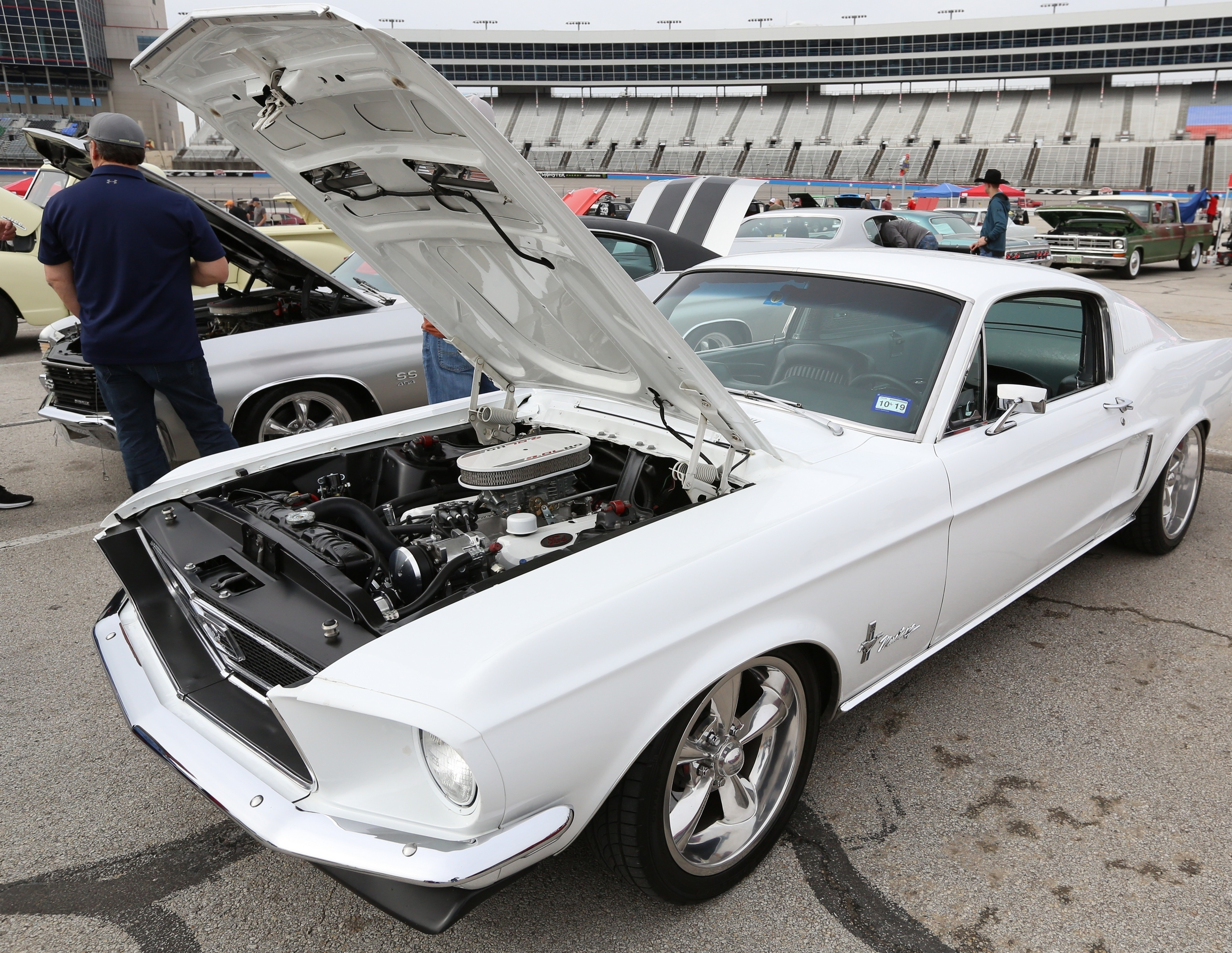 1968 Mustang Fast Back
