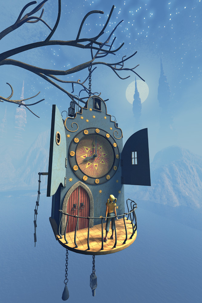 Watchmaker house