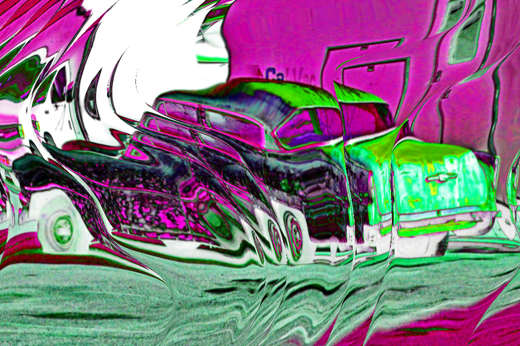 Psychedelic Chevy 2