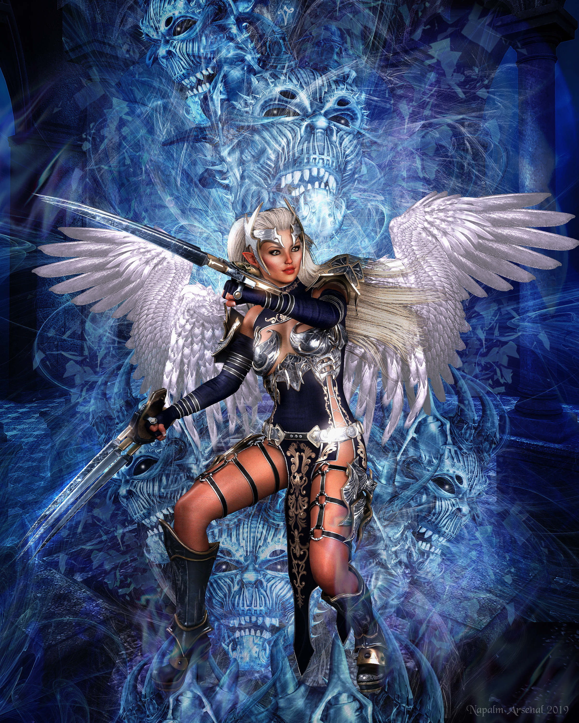Lilikh Battle Angel