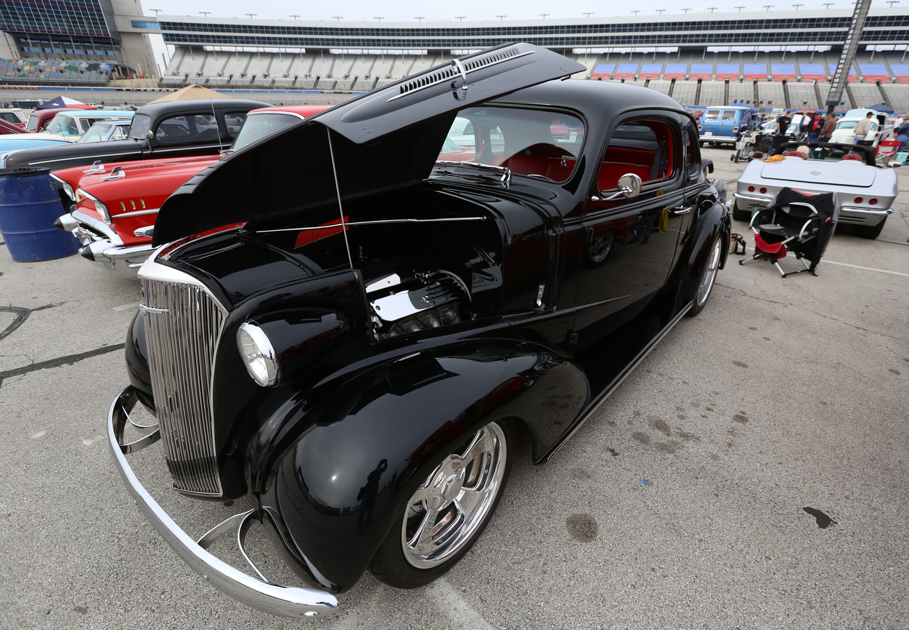 1937 Chevrolet Coupe 435HP LS3 V8