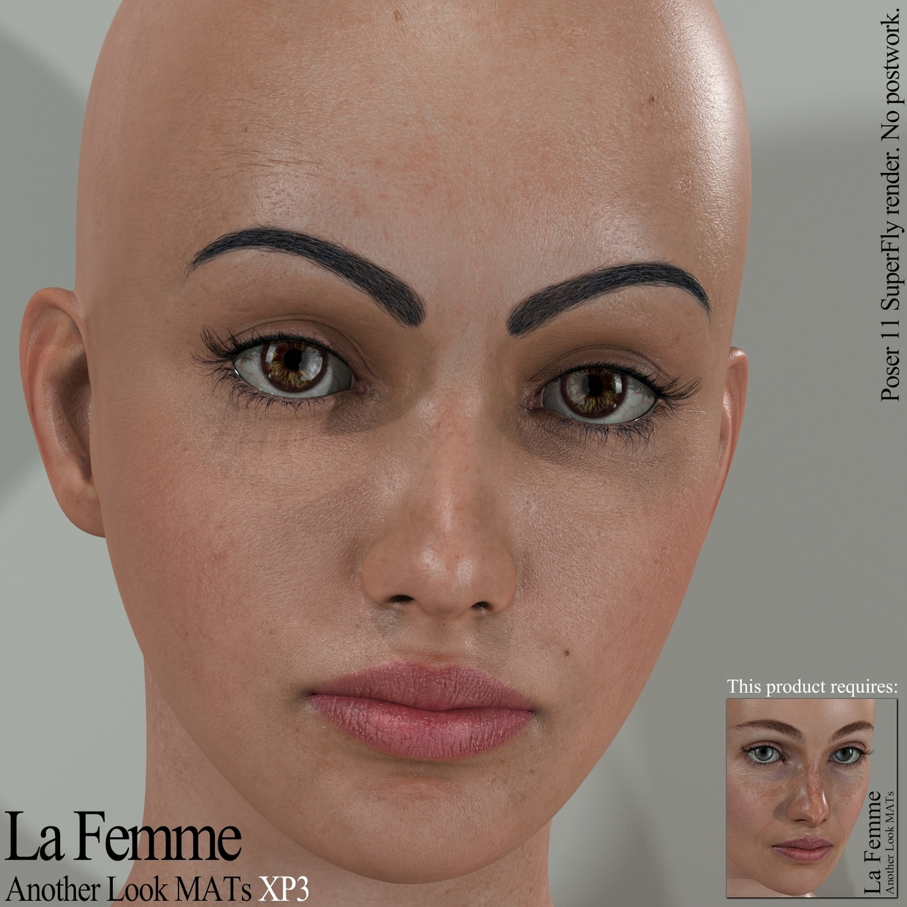 La Femme - Another Look MATs XP3