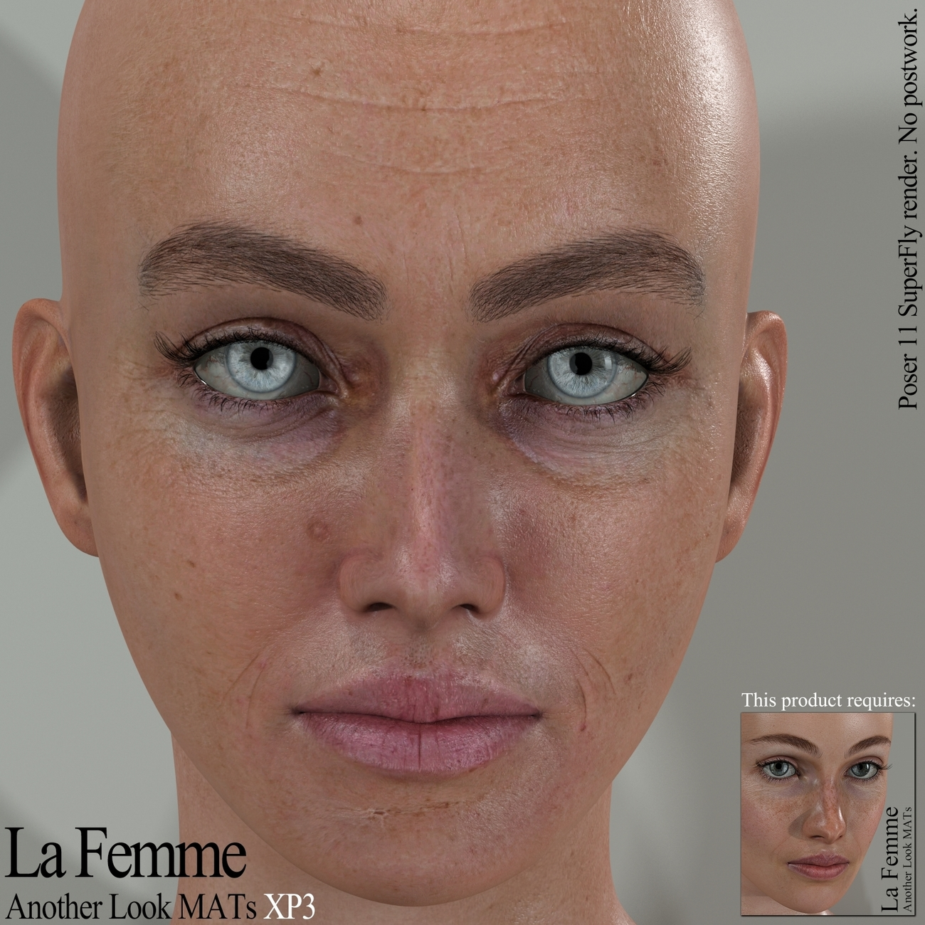 La Femme - Another Look MATs XP3 by 3Dream