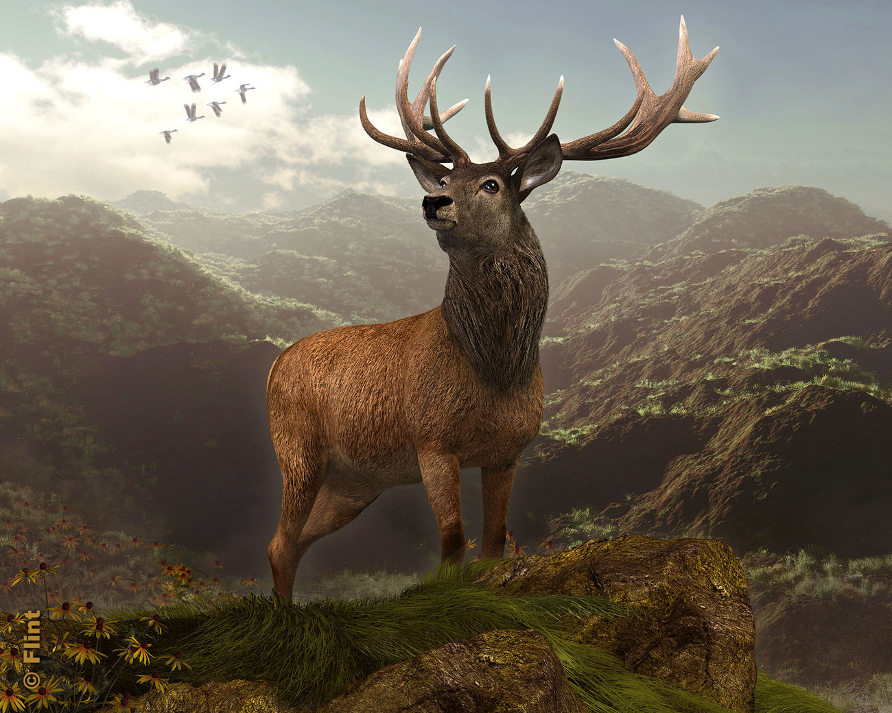 Monarch of the Mountains