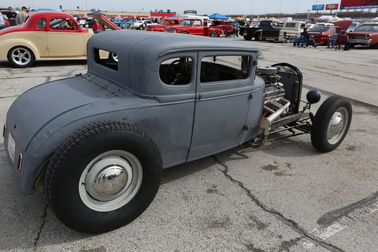 1930 Ford A 383 engine