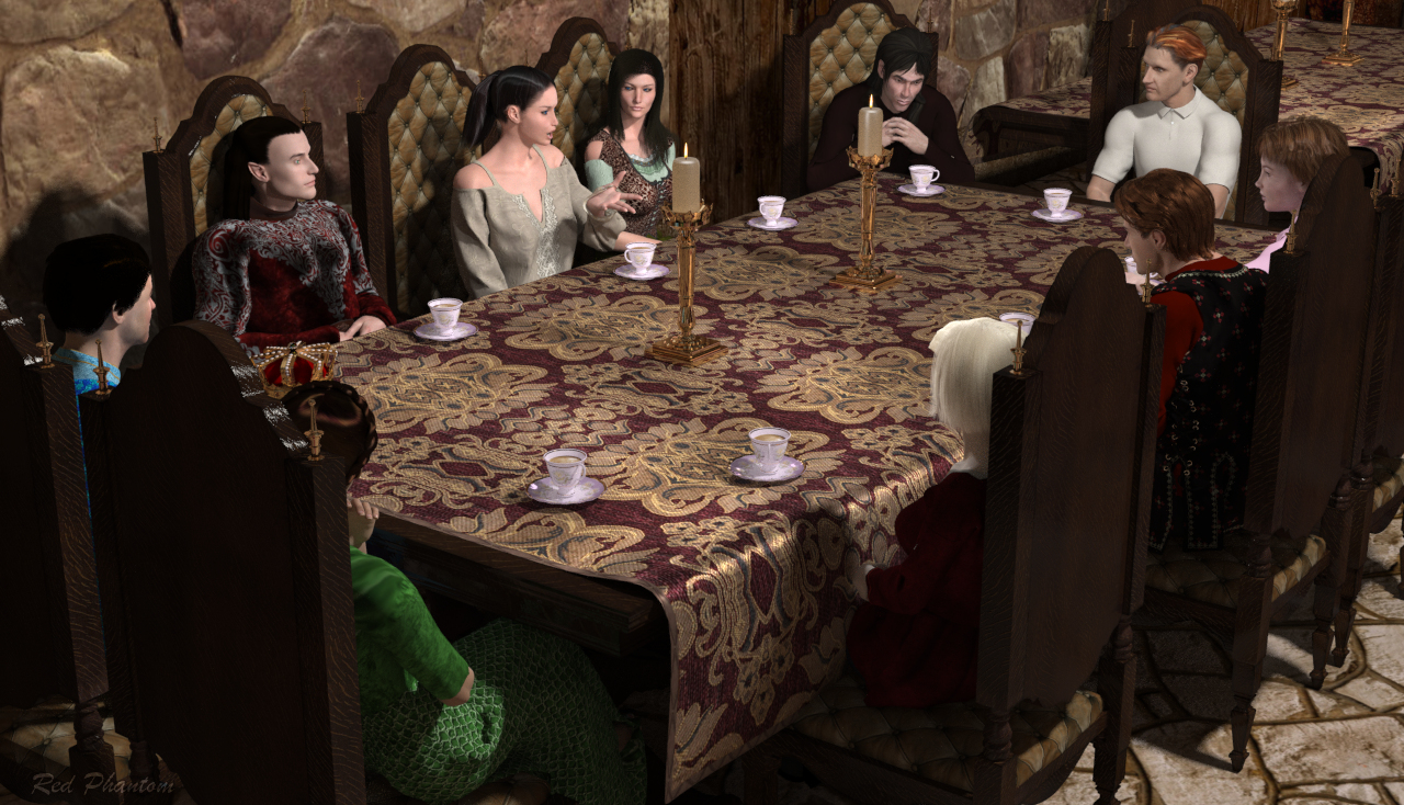 LN Part 36: Family Lunch
