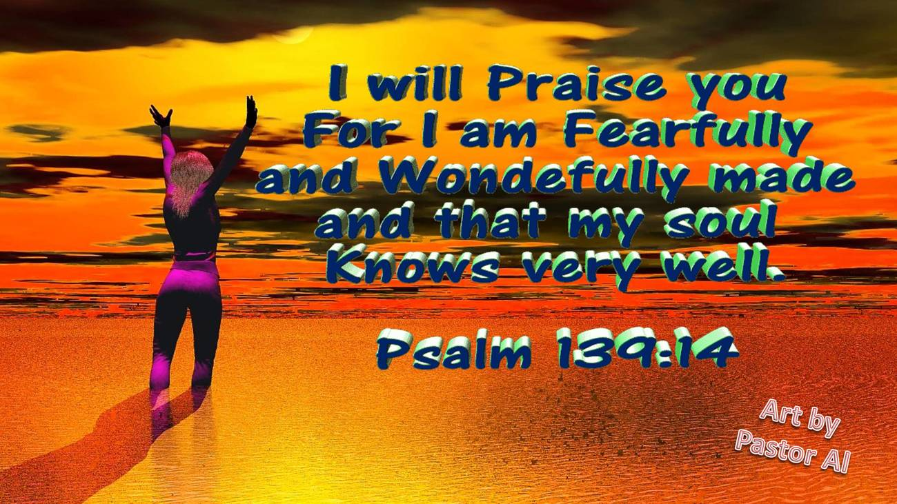 Psalm 139 by PastorAl