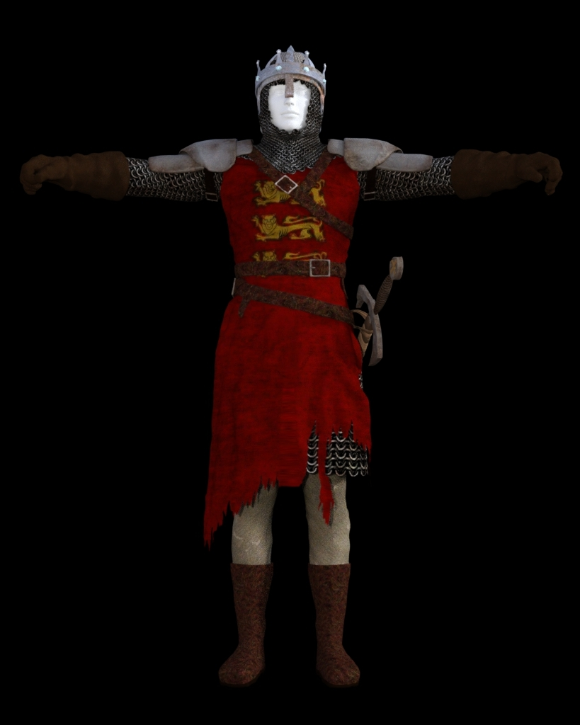 Lionheart - Texture Add On for the Templar
