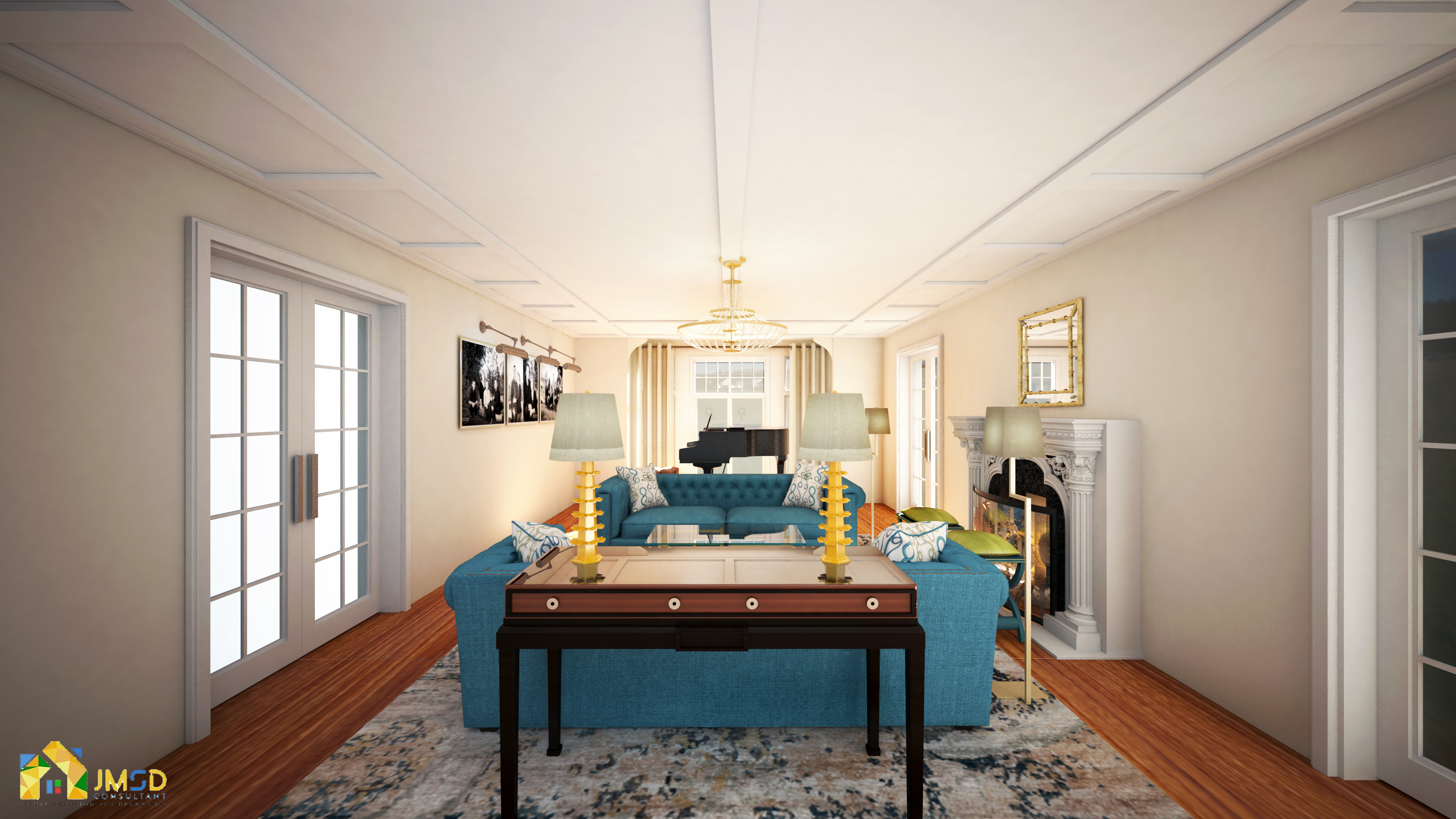 Architectural Rendering Services NYC