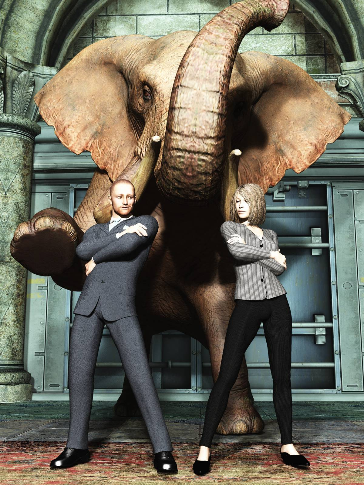 Relationships: The Elephant In The Room