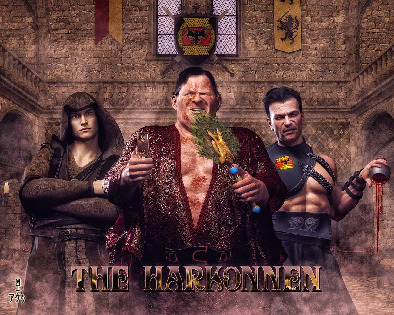 The Harkonnen 02