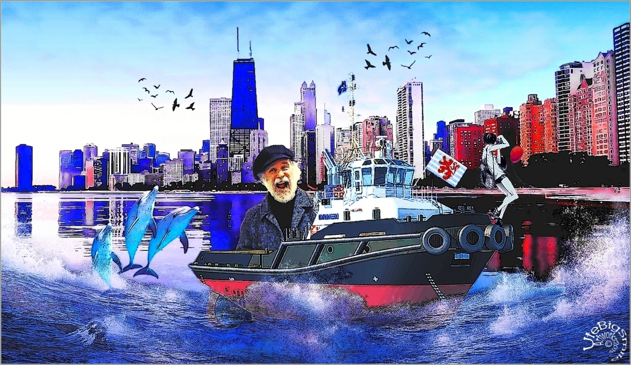 The funny Sailor from Chicago (for anahata.c)