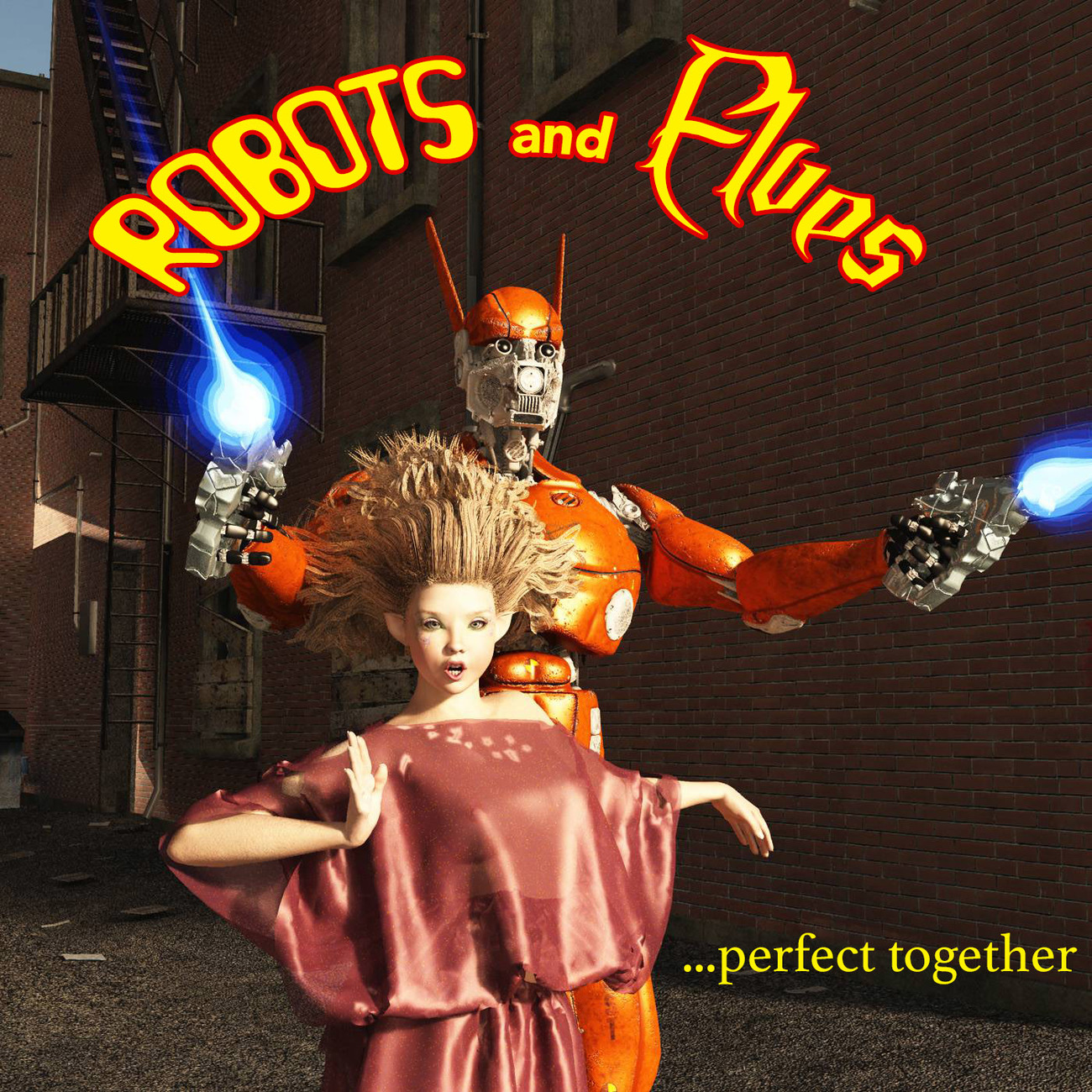 Robots and Elves: Perfect Together
