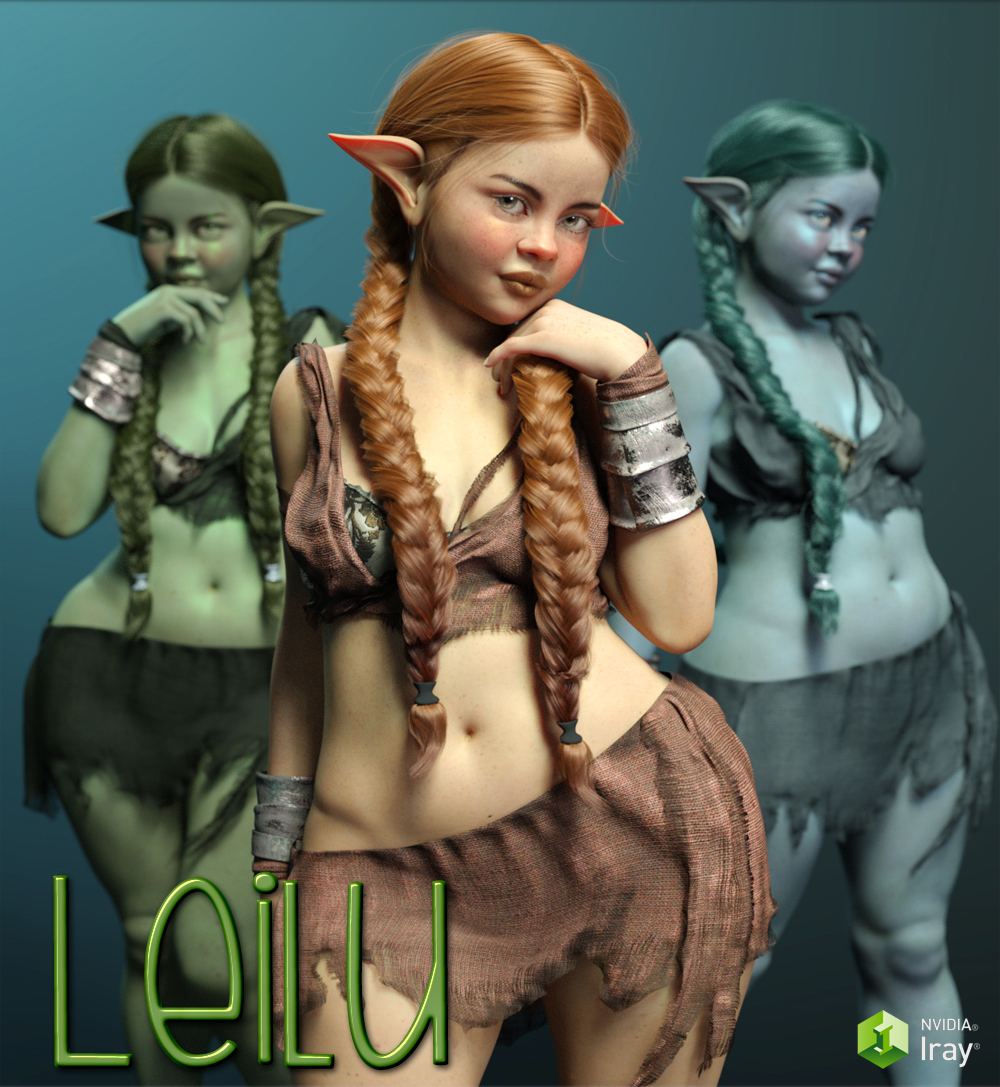 Leilu Available Now!